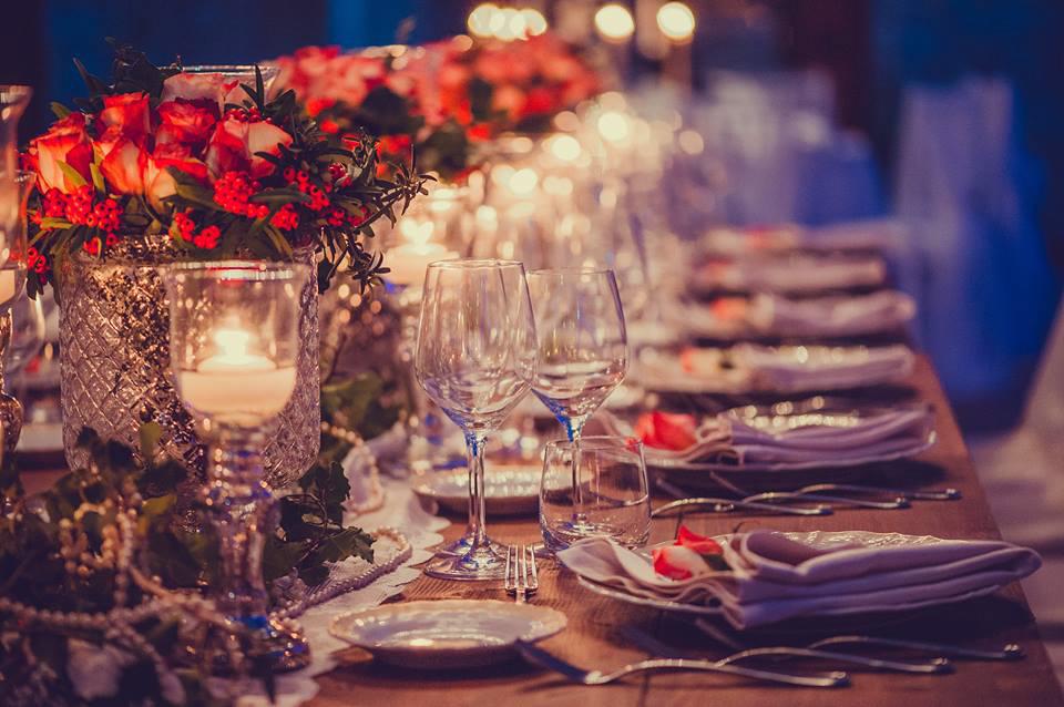 Weddings<br>&#038; Receptions