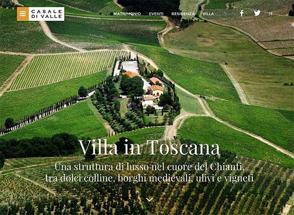 Matrimonio Tra Gli Ulivi Toscana : Casale di valle villa per matrimoni vinci firenze ville toscana